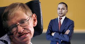 Professor Stephen Hawking (1942-2018).