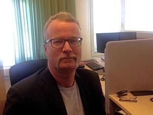 Johan Ullberg är specialist på vägteknik med inriktning tjäle hos Trafikverket.Bild: Privat