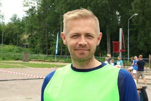 Fredrik Backéus ligger bakom Dovra trail run.- Jag är uppvuxen på Mogatan och känner till terrängen här, säger han.