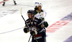 Erik Johansson kom till Borlänge på try out i somras och har kämpat till sig ett kontrakt.