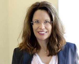Malin Gabrielsson (KD), regionråd i opposition.