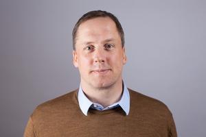 Fredrik Segerfeldt, liberal debattör.