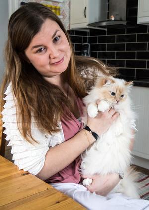 Ronja Lindberg är en av många kvinnor med samma diagnos – PCOS drabbar 5-15 procent av alla fertila kvinnor.