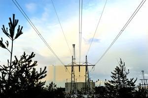 Forsmark kärnkraftverk. Foto: TT