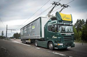 Demonstrationssträckan mellan Sandviken och Kungsgården kommer att kunna användas fram till årsskiftet. Men det blir ingen förlängning till Gävle hamn som många hoppats. Trafikverket väljer andra alternativ när en pilotsträcka ska byggas.