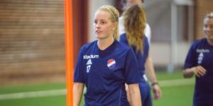 Bea Gärds är hemma i Borlänge efter ett år i Florida. Om några månader åker hon tillbaka till Usa.
