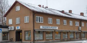 Länge har Fagersta-Posten huserat i lokalerna på Stationsvägen. Nu går flytten till Bragevägen.