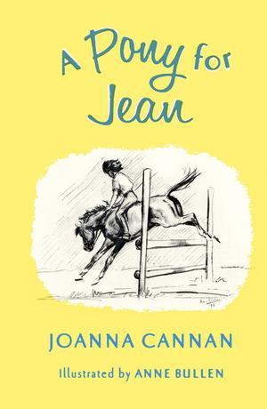 Omslag till Joanna Cannans klassiska hästbok