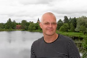 Stefan Lunner. Foto: DT/Arkiv