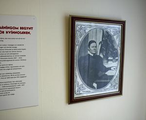 Gertrud Adelborg var en känd förespråkare för kvinnors rättigheter, men har hamnat i skymundan av sin mer kända syster.