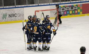 Borlänge Hockey får hemmaplansfördel i hockeyettanfinalen mot Huddinge.