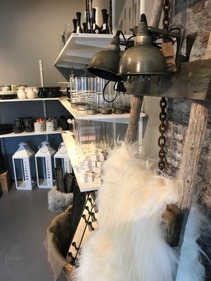 Inredningsbutiken i Vemdalen öppnade under onsdagen.
