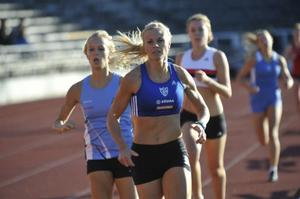 I och med tisdagens lopp i lag-SM har Ulrika Johansson gjort sitt på löparbanorna.