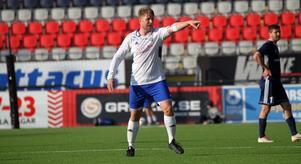 Peter Wikner som även spelar i laget.