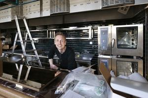 Att få utforma restaurangköket efter eget huvud är drömmen för erfarne köksmästaren tillika restaurangägaren Stefan Schönberg.