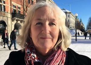 Lena Engman, 62 år, arbetslös, Kvarsätt