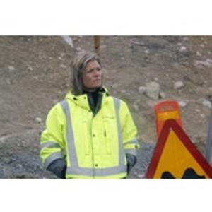 Åsa Bergqvist, projektledare, Trafikverket.