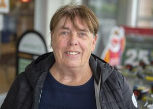 Rose-Marie Lundgren, 74 år, pensionär, Göteborg