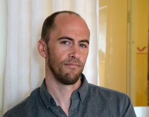 Christoffer Bergkvist är projektledare för Jobbspår i Malung-Sälen, ett projekt som ska gynna både näringslivet och de arbetssökande.