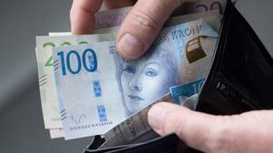 Debattören påpekar att någon pensionärsskatt existerar inte. Foto: Fredrik Sandberg/TT