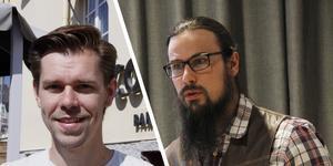 Henrik Estander (M) och Kristoffer Kavallin (MP),  har avsagt sig posterna i utbildningsnämnden.