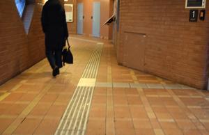 På resecentrum i Borlänge förekommer narkotikahantering.