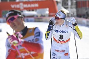 Oskar Svensson slutade näst sist men hoppas på lördagens tävling.Foto: Ulf Palm