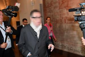 Kulturprofilen dömdes i tingsrätten till två års fängelse. Arkivbild. Fredrik Sandberg/TT