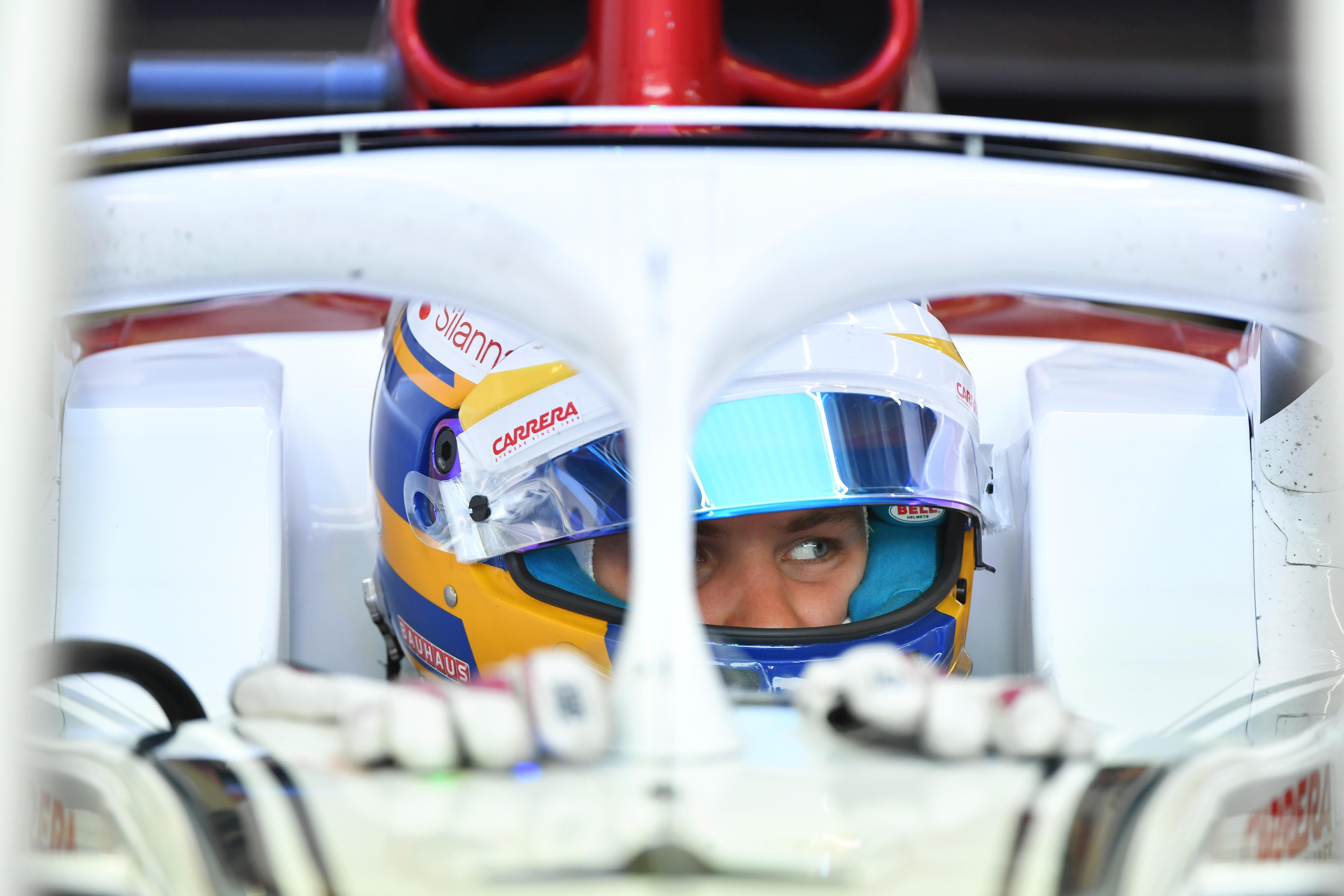 Vettel premiarvinnare nar ericsson brot