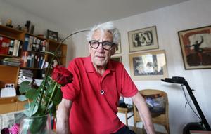 Lennart Svensson blev 96 år.