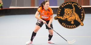 Linnéa Nilsson gör sin sjunde säsong i Rönnby.