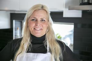 """""""Jag har verkligen haft roligt och det här passade mig eftersom jag gillar utmaningar"""", säger Helena Österberg."""