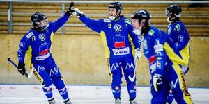 Patrik Gustafsson Thulin föll mot Frillesås, och nu väntar elitseriemotstånd igen när Nässjö reser till Falun på söndagen.