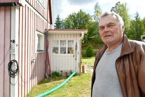 Rolf Persson fortsätter att kritisera Postnord. (arkivbild)
