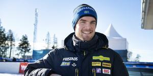 Hemma-VM i Östersund blev Fredrik Lindströms sista mästerskap. Bild: Jessica Gow/TT