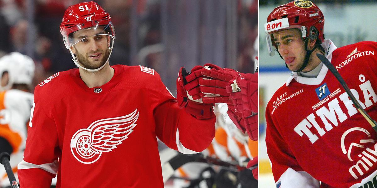 NHL-stjärnan ser likheter med