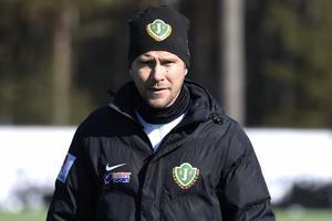 Christer Persson, assisterande tränare.