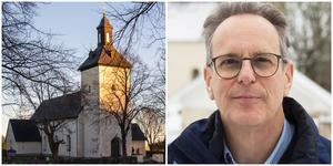 Lasse Wiklund är glad över att en majoritet av ledamöterna i kyrkofullmäktige drar åt samma håll. Järna-Vårdinge pastorat består av tre församlingar: Vårdinge, Ytterjärna och Överjärna.