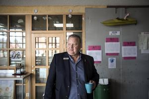 """""""Jag känner mig stolt över det arbete vi utfört och hoppas kunna ta med mig allt det positiva och kunna tillföra det till Kyrkbacksskolan i Kopparberg"""", säger Göran Törnqvist."""