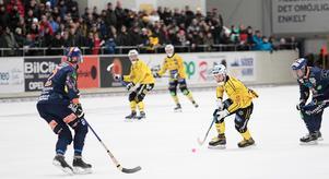 Vadim Arkhipkin sätter fart i fredagens derby.