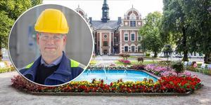 Montage. Patrik Jakobsson kommer från Norrala och gör på onsdag den här veckan sin första dag som kommunchef i Söderhamn.