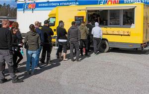 MK Burger har gått i konkurs. Foto: Joel Engström/Arkiv