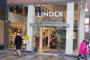 Lindexbutiken på Stora gatan i centrala Västerås stänger för  gott i september.
