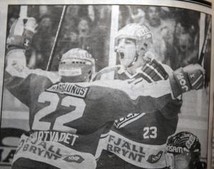 Bild från ÖA 21/10 1993.