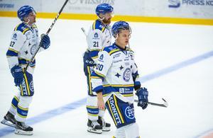 Leder lagkapten Martin Karlsson till säker mark – eller väntar ännu ett kval till våren? Foto: Bildbyrån