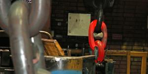 Senare i veckan avgörs om Ramnäs bruk kan fortsätta med sin produktion trots konkursen förra veckan.