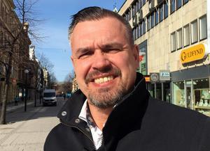Tom Lax, 52 år, client manager, Östermalm