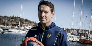 Glenn Solberg är Sveriges nya förbundskapten i handboll. Foto: Peter Vikström/Handbollslandslaget.
