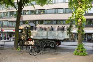 Studentflak i Gävle 2019.