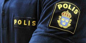 Polisen har tagit emot anmälan om skadegörelse, där ett busstreck kan ligga bakom.